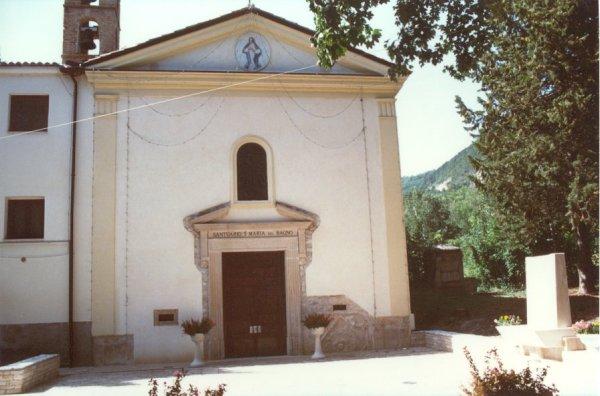 Santa Maria Del Bagno Pesche.Santa Maria Del Bagno In Pesche Is Chiese D Abruzzo E Molise